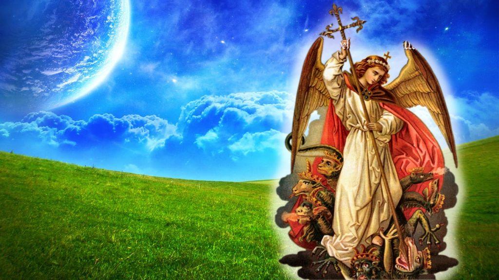 Oración a Arcangel San Miguel