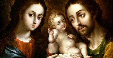 Oración a La Sagrada Familia