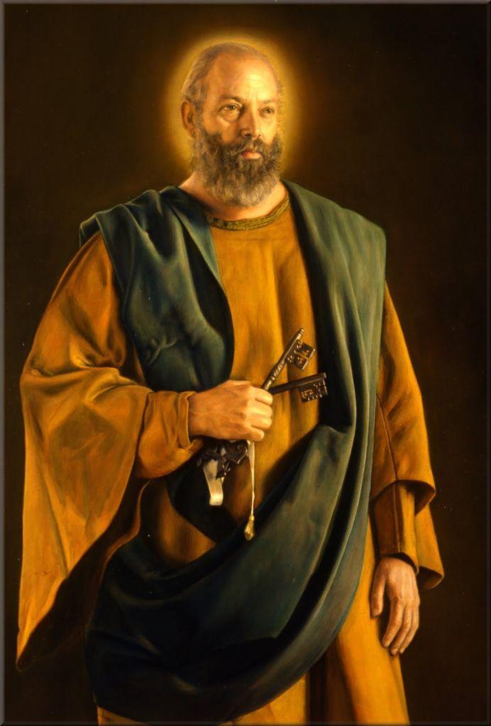 Oración a La Sombra de San Pedro