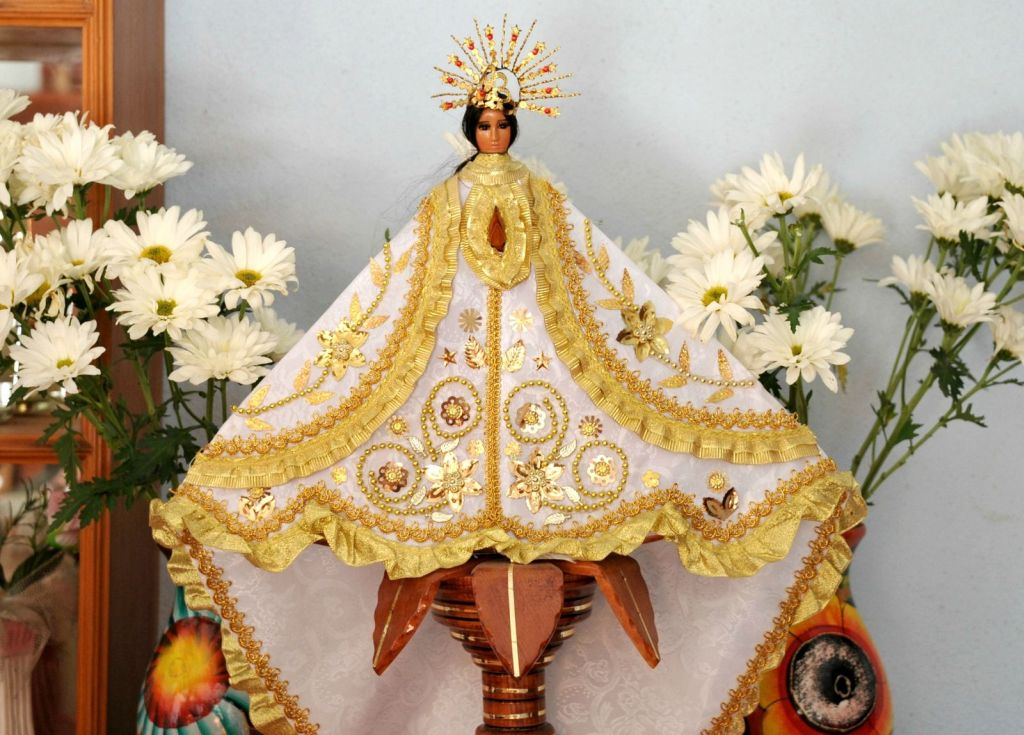 Oración a La Virgen de Juquila
