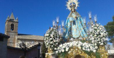Oración a La Virgen de San Juan