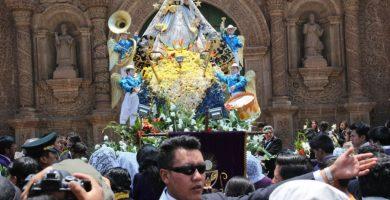Oración a La Virgen de la Candelaria