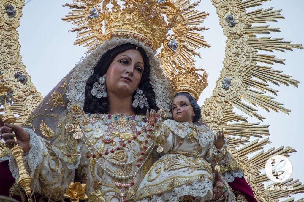 Oración a La Virgen del Rosario