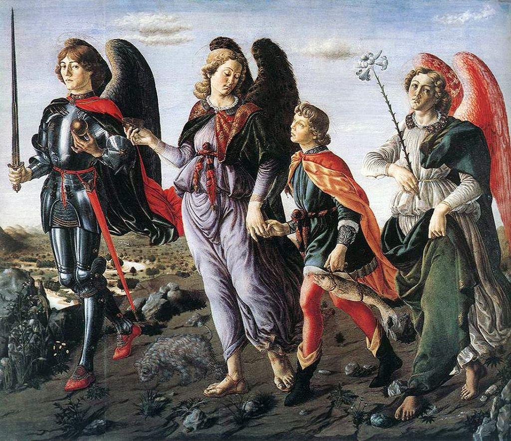 Oración a Los Arcangeles