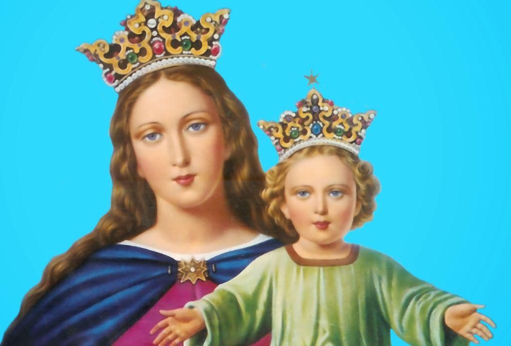 Oración a Maria Auxiliadora