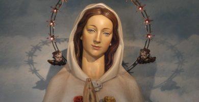 Oración a Rosa Mística