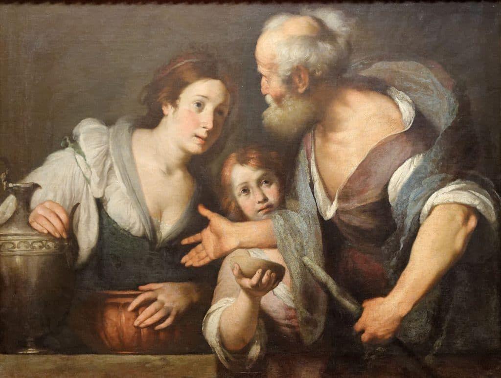 Oración a San Elías al trote