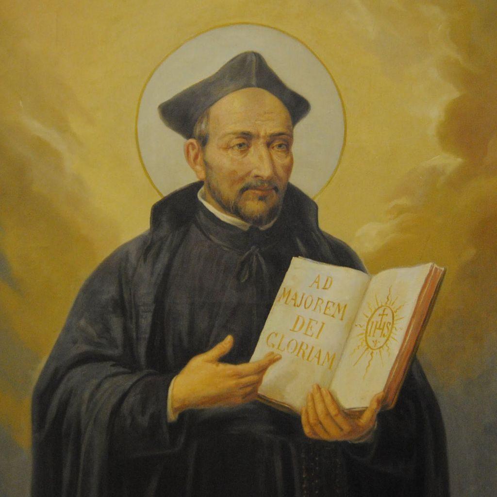 Oración a San Ignacio de Loyola