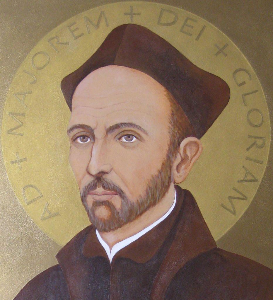 Oración a San Ignacio