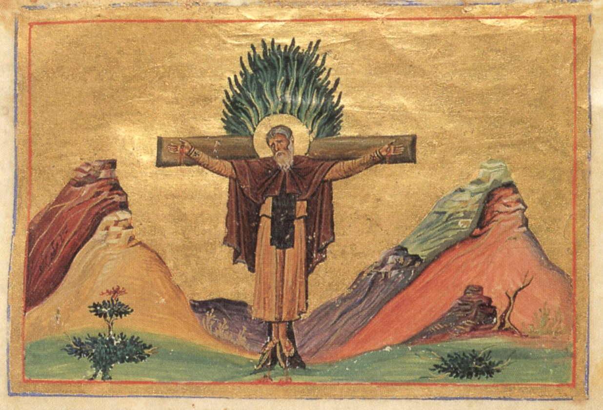 Oración a San Pafnuncio