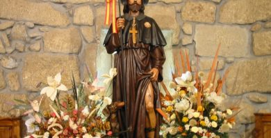 Oración a San Roque