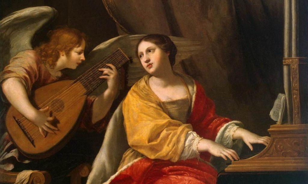 Oración a Santa Cecilia