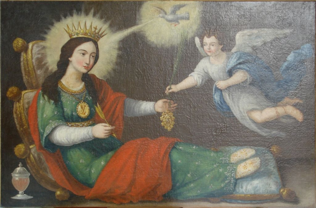 Oración a Santa Filomena