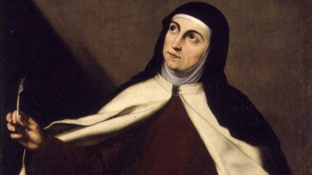 Oración a Santa Teresa de Jesus
