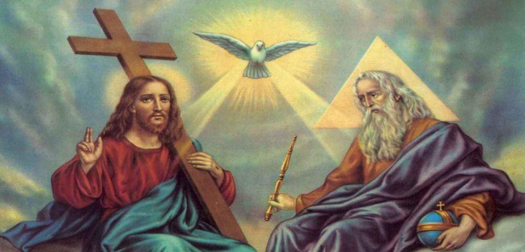 Oración a Santísima Trinidad