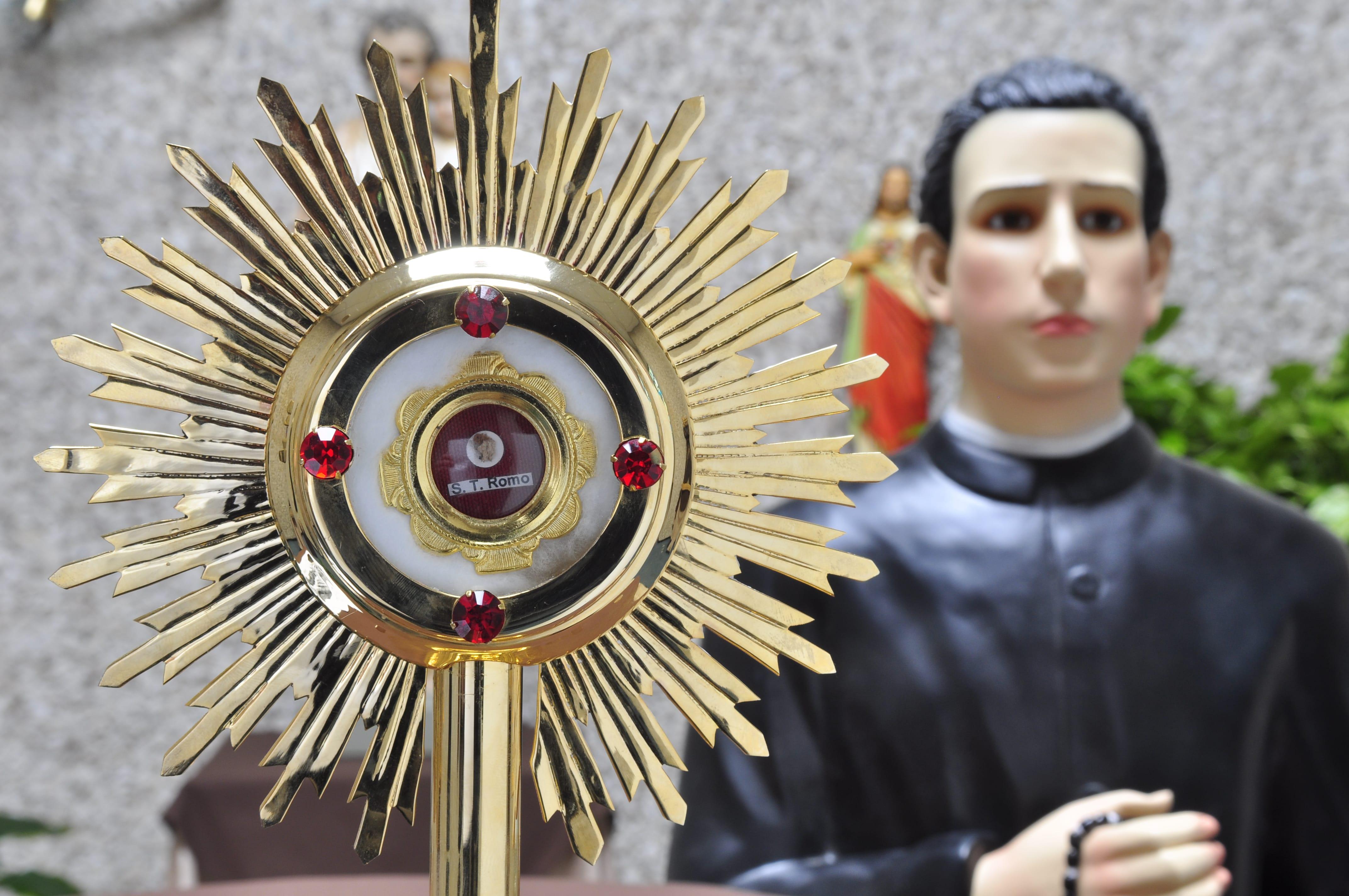 Oración a Santo Toribio Romo