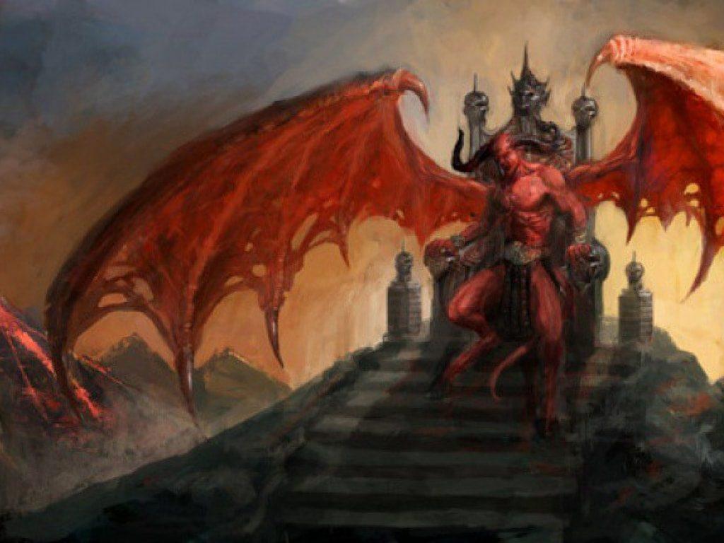 Oración a Satanás