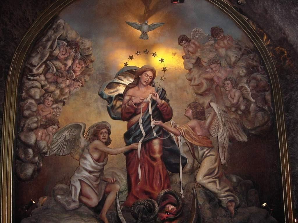 Oración a la Virgen Desatanudos
