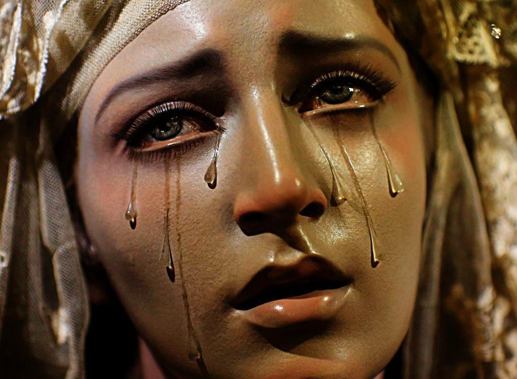 Oración a la Virgen Dolorosa