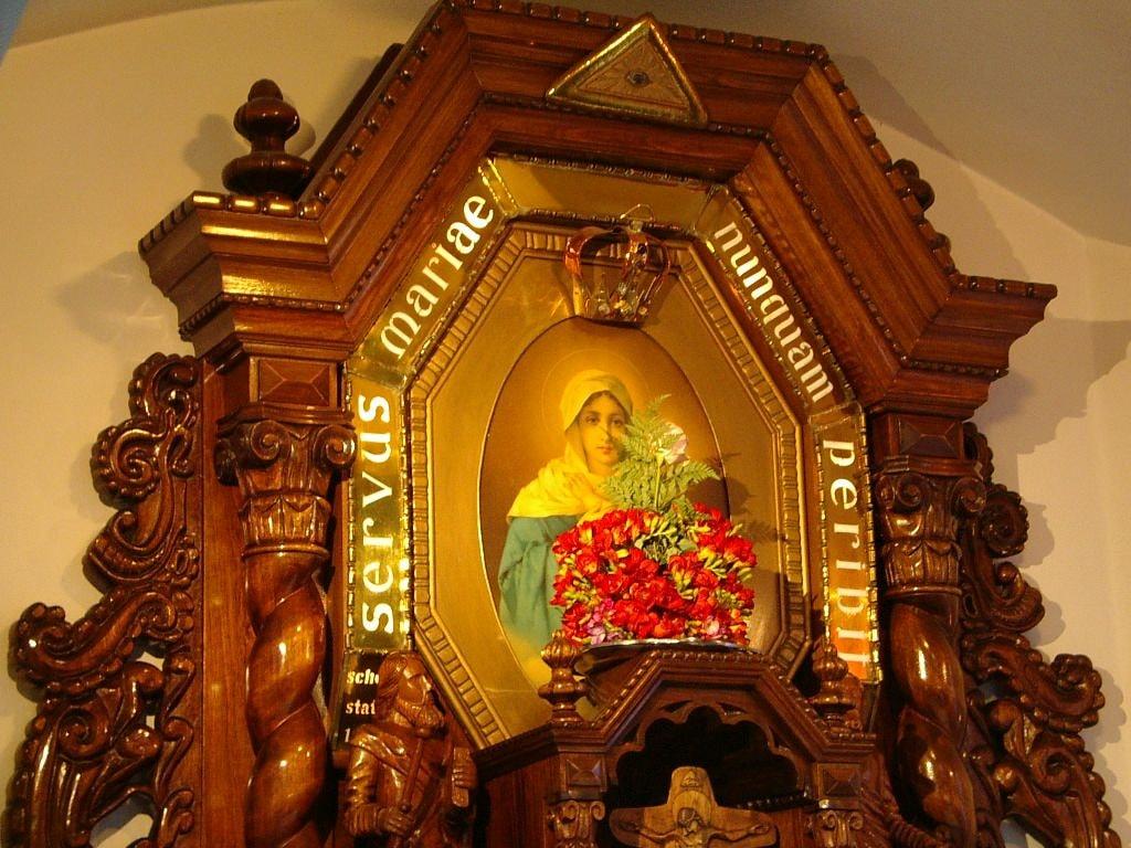 Oración a la Virgen de Schoenstatt