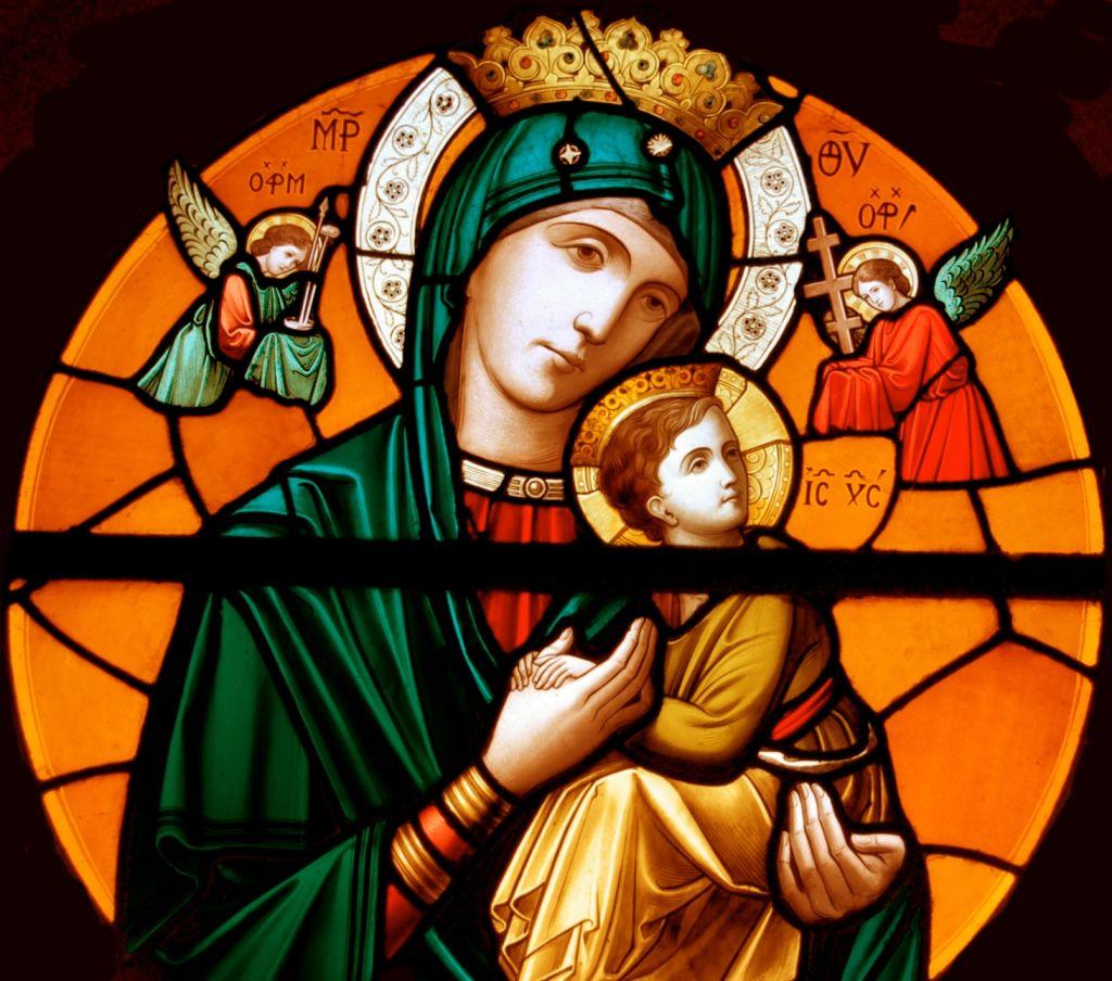 Oración a la Virgen del Perpetuo Socorro
