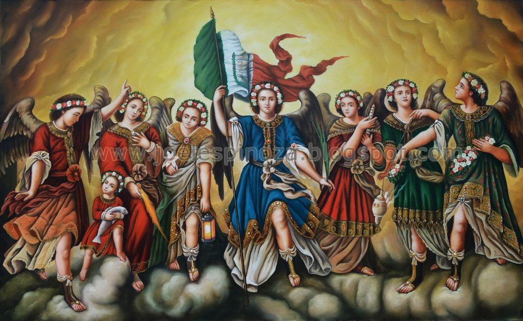 Oración a los 7 Arcangeles