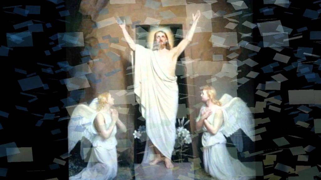 Oración a Jesús Resucitado