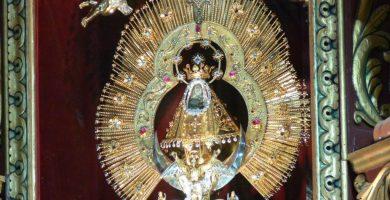 Oración a Nuestra Señora de los Ángeles