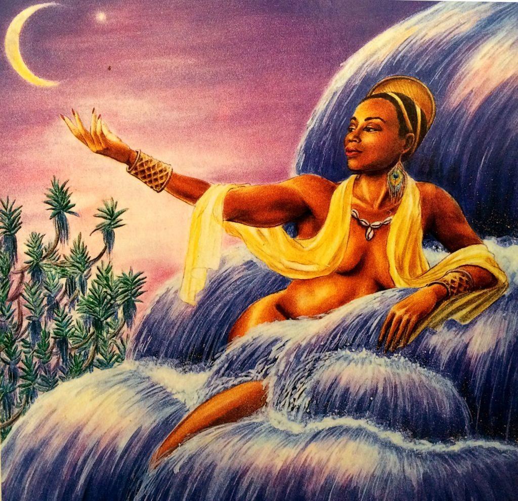 Oración a Ochun Diosa del Amor
