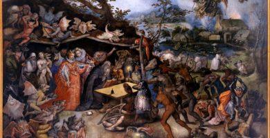 Oración a San Antonio de Abad