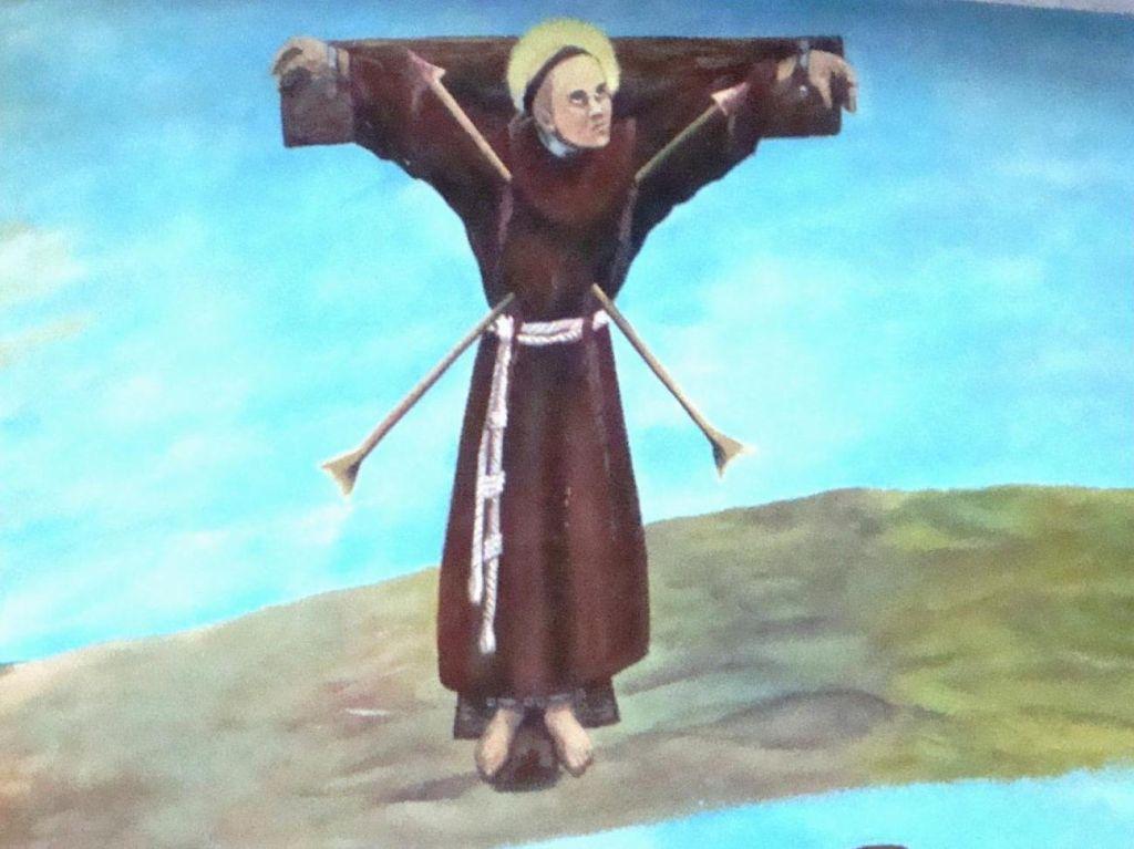Oración a San Felipe de Jesús