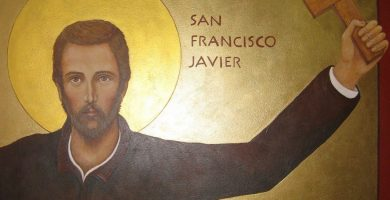 Oración a San Francisco Javier