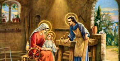 Oración a San José Carpintero
