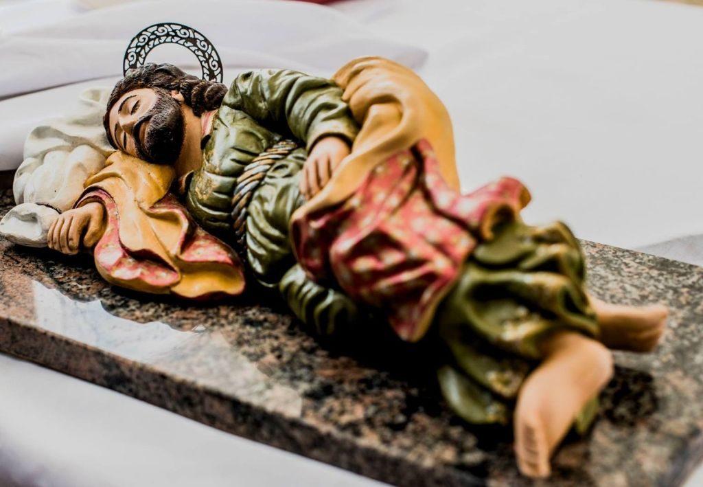 Oración a San José Dormido