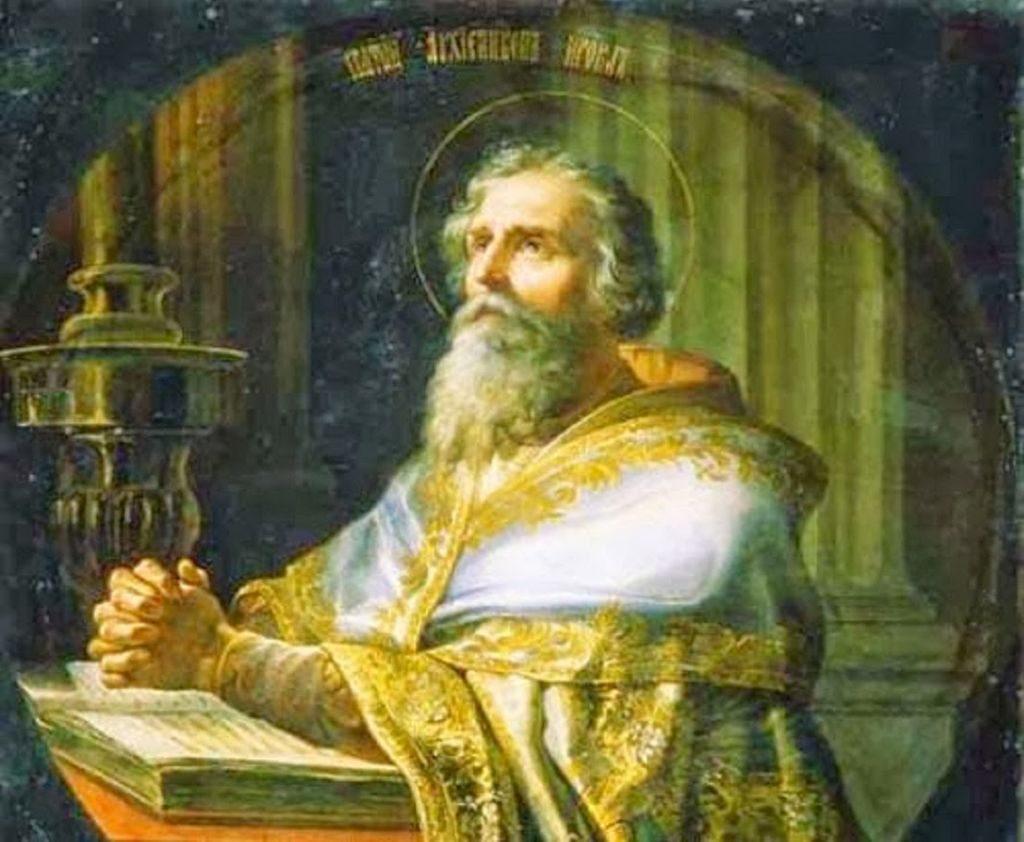 Oración a San Juan Limosnero