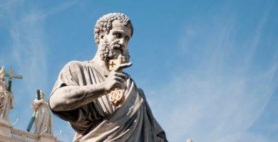 Oración a San Pedro Apóstol