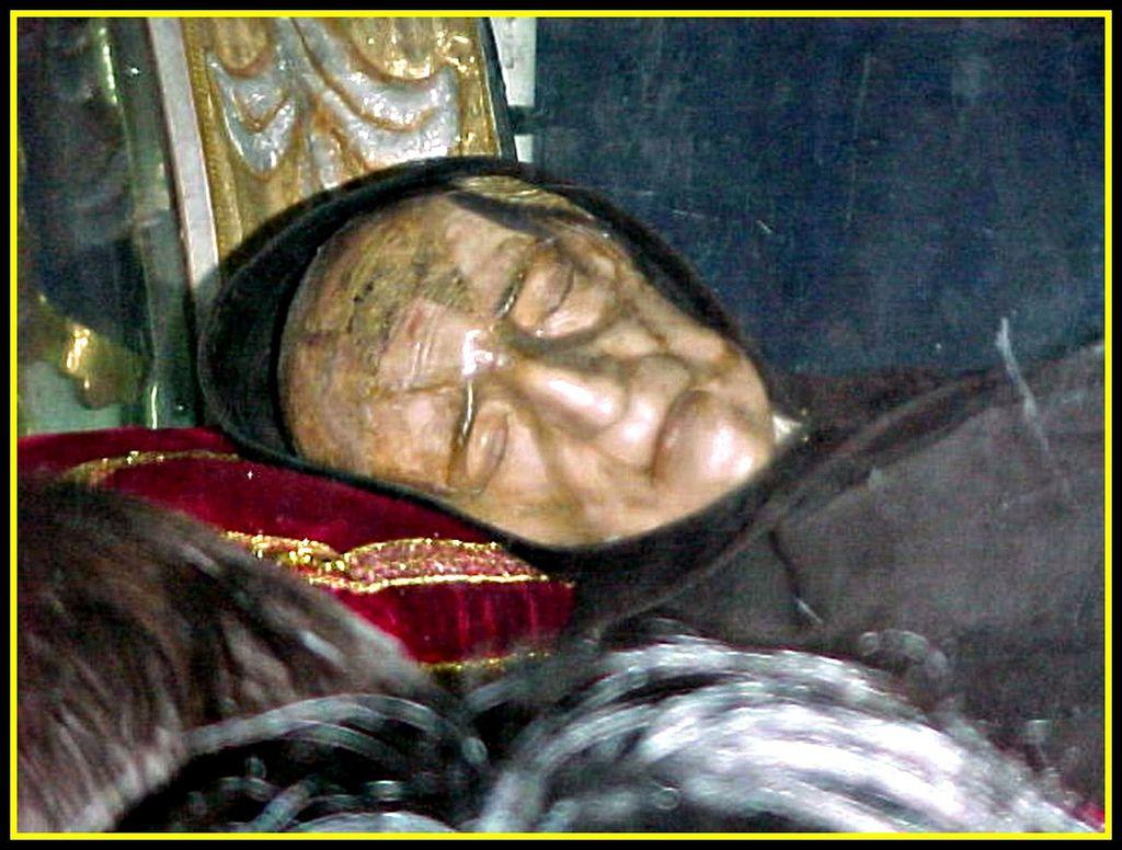 Oración a San Sebastián de Aparicio