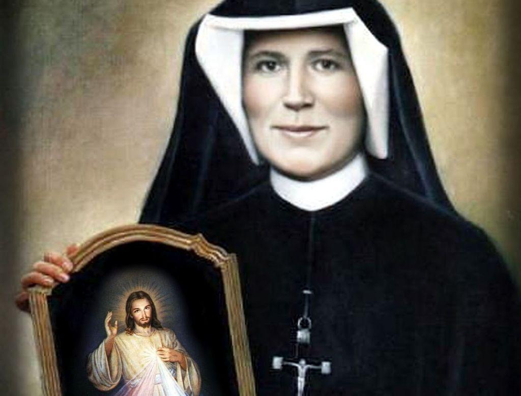 Oración a Santa Faustina