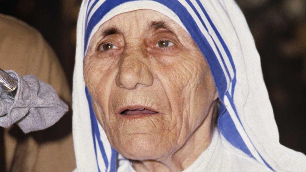 Oración a Santa Teresa de Calcuta