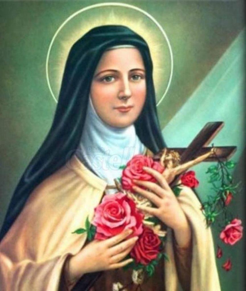 Oración a Santa Teresita