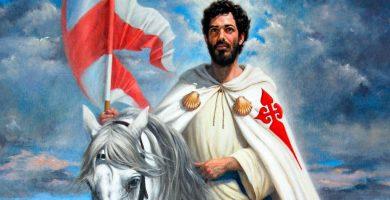 Oración a Santiago Jacobo