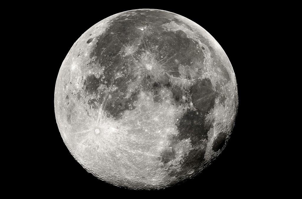 Oración a la Luna