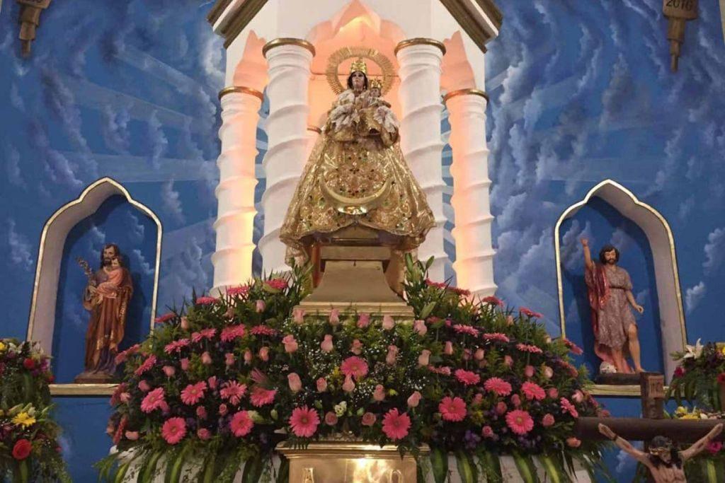 Oración a la Virgen de Loreto