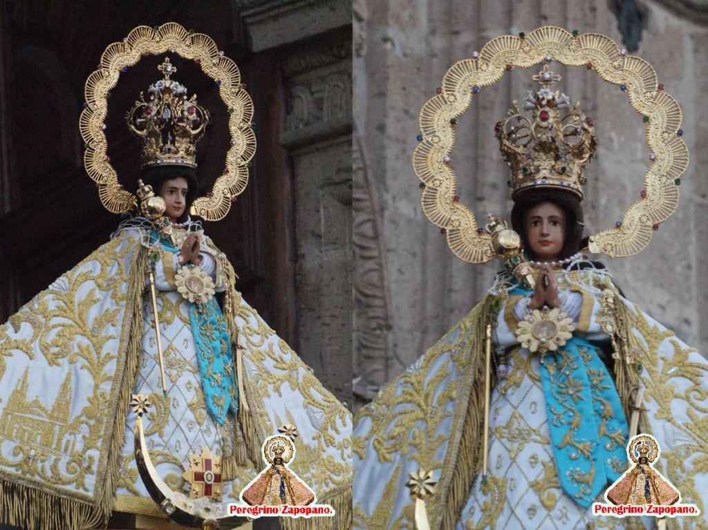 Oración a la Virgen de Zapopan