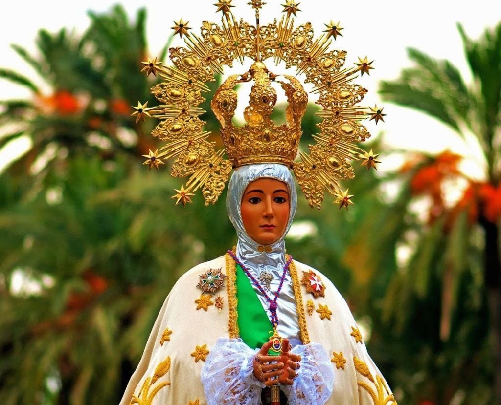 Oración a la Virgen de la Asunción
