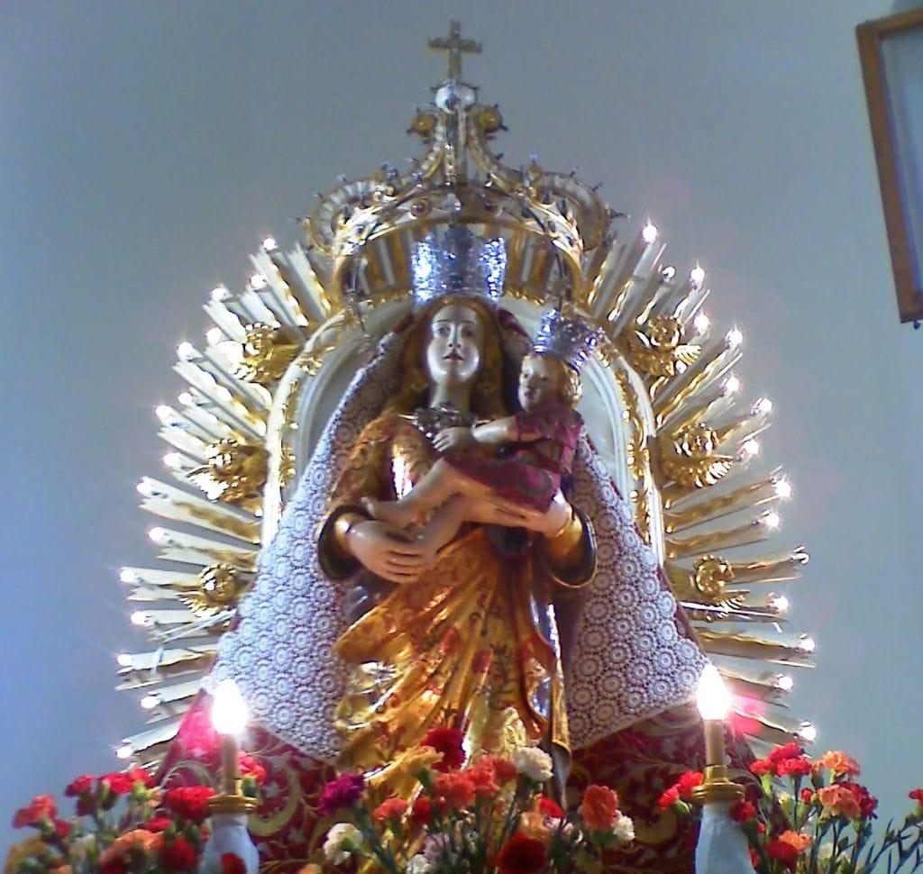 Oración a la Virgen de la Luz