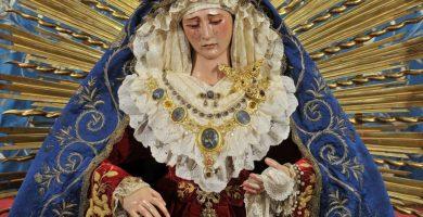 Oración a la Virgen de la Salud