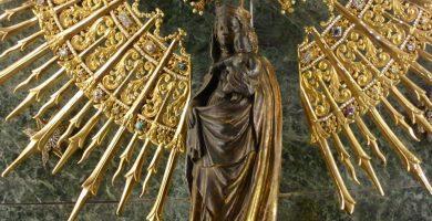 Oración a la Virgen del Pilar