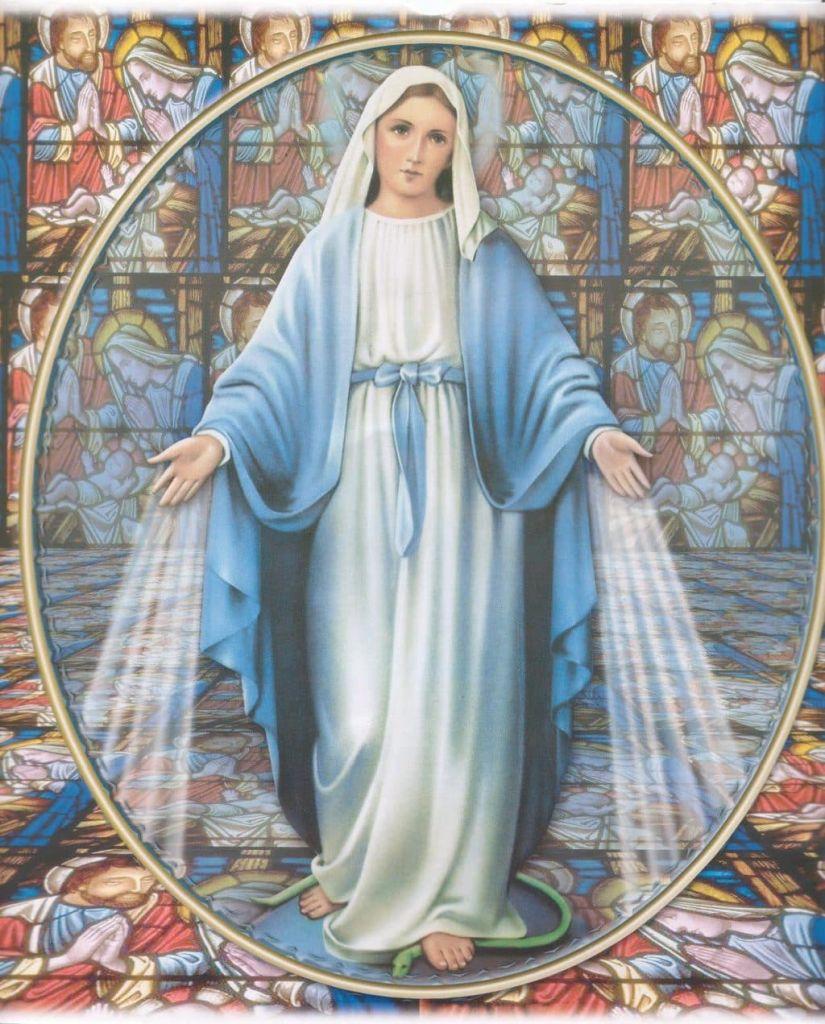 Oración a la Virgen del Rayo