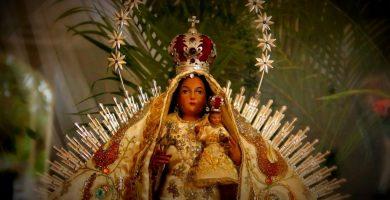 Oración a la Virgen del cobre